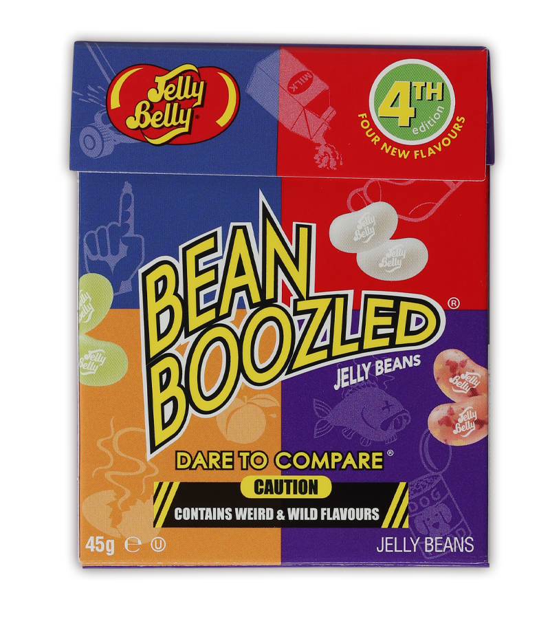 BeanBoozled Jelly Beans Box of Jelly Beans