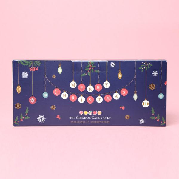 Merry Christmas - Christmas bespoke Candy Gift Box