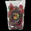 Vegan Sweet Fizzy Jelly Strawberries