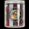 Jar of Fizzy Strawberry Vegan Sweets