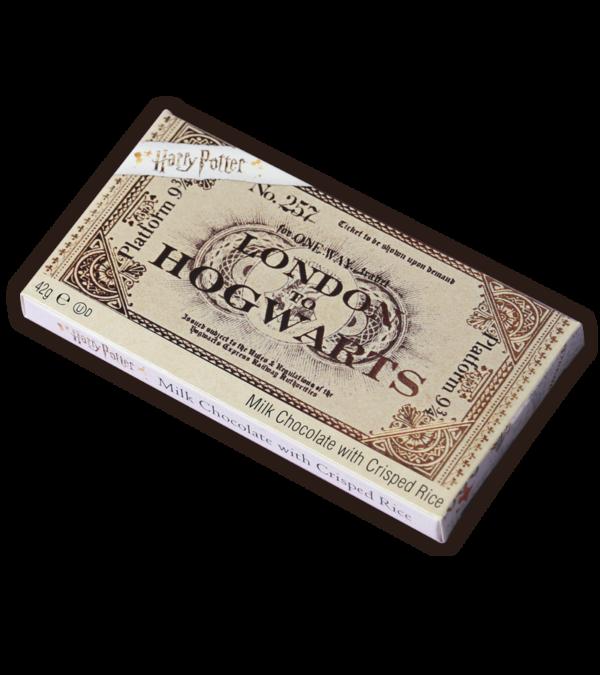 Harry Potter 9 and 3/4s Platform Chocolate Bar