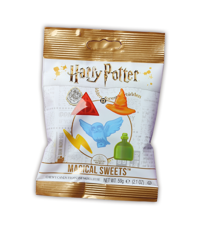 Harry Potter Magical sweets Chewy Candy Bag