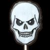 Horror Pops Skull Lollipop