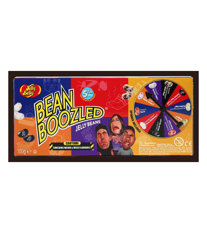 beanBoozled Jelly Bean Spinner Game