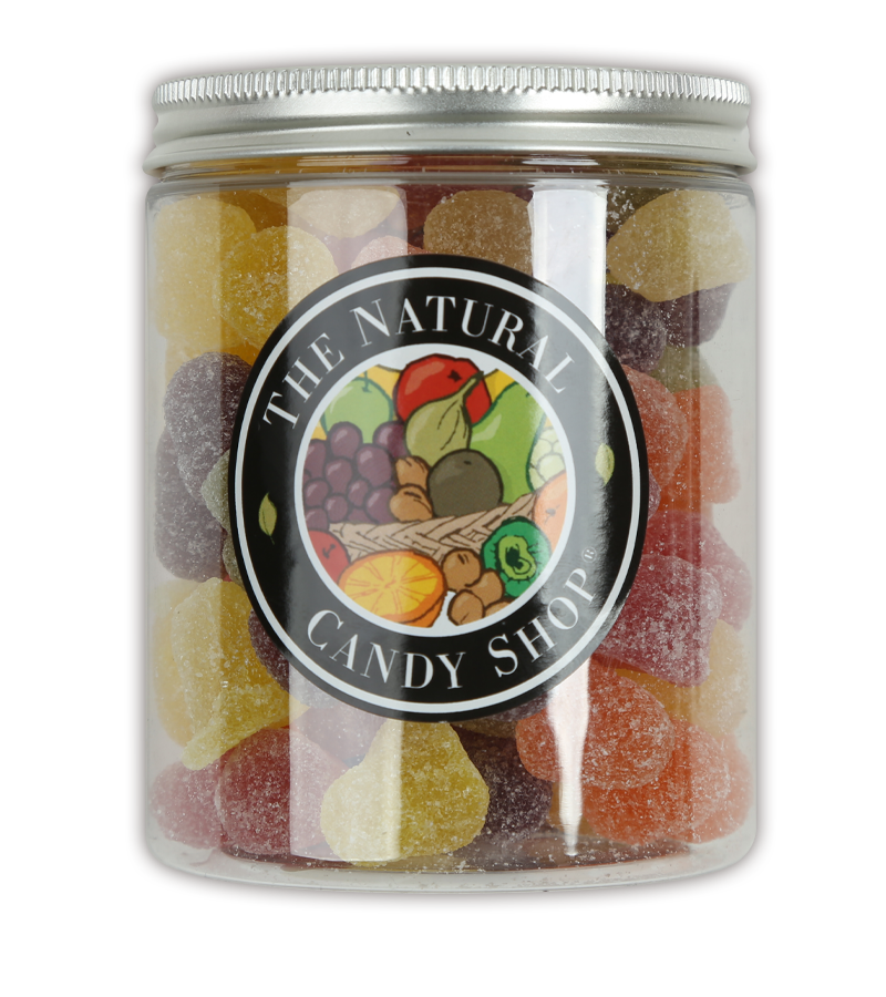 Jar of Traditional Dew Drops Sweets