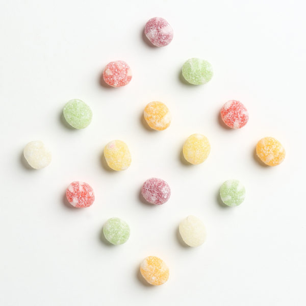 Traditional Fruit Marbles Sweets