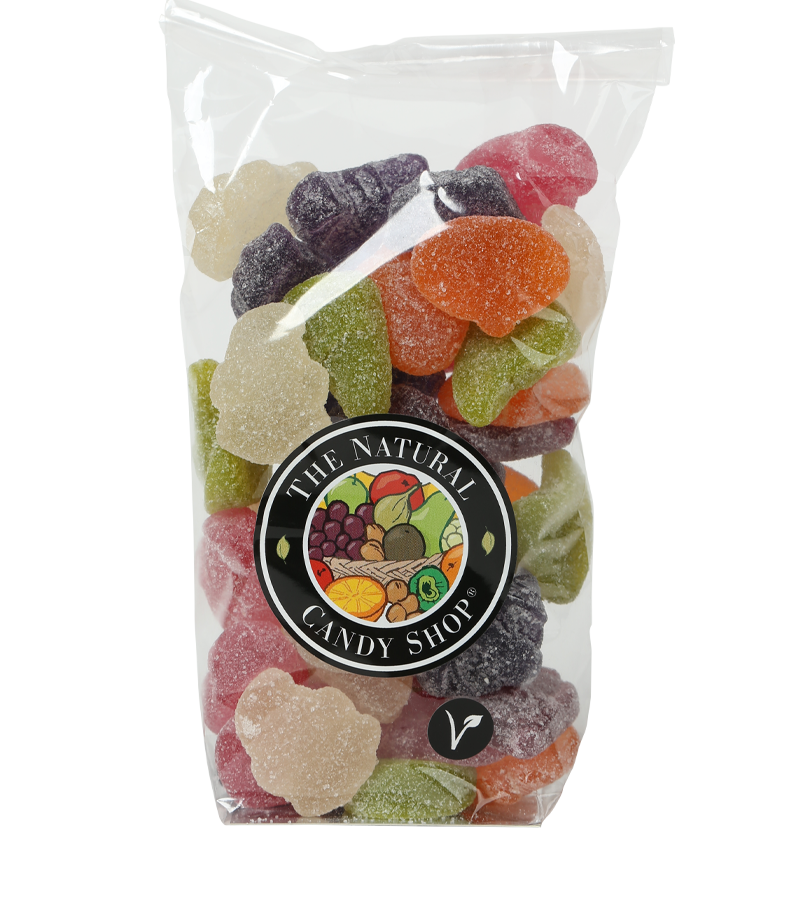Bag of Halloween Jellies Sweets