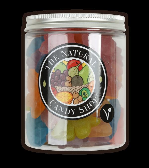 Jelly Fairies and unicorns vegan sweets