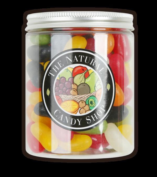 Jar of Juicy Jelly Beans
