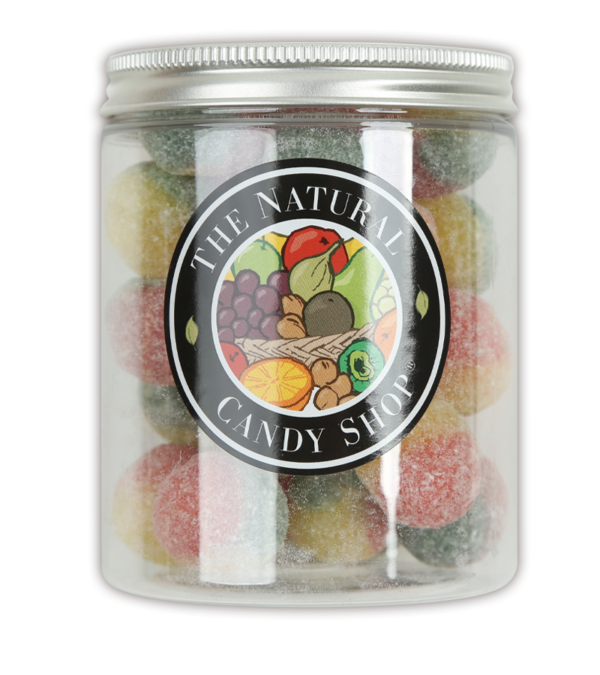 Jar of Rosey Apple Sweets