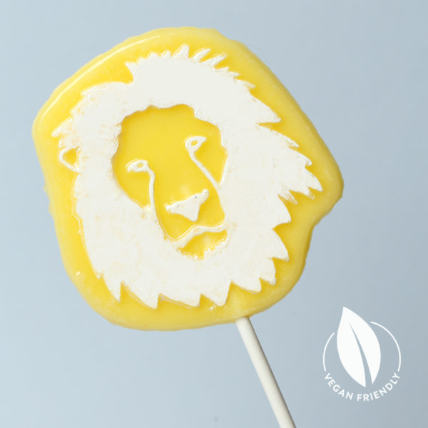 Ryan Lion Lemon Lolly